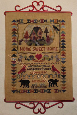 Home Sweet Home ~  Cross-Point Designs