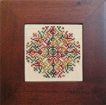 Tiny Treasures Snowflake ~  Cross-Point Designs