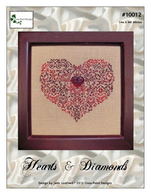 Hearts & Diamonds ~  Cross-Point Designs