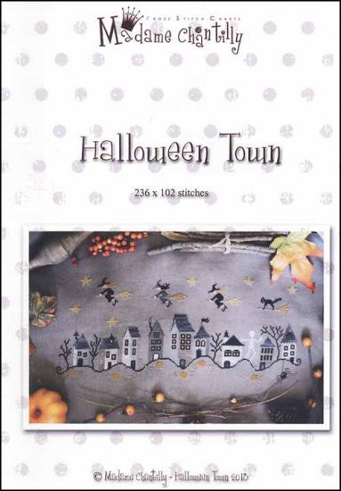 Halloween Town ~  Madame Chantilly