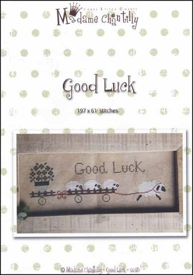 Good Luck ~  Madame Chantilly