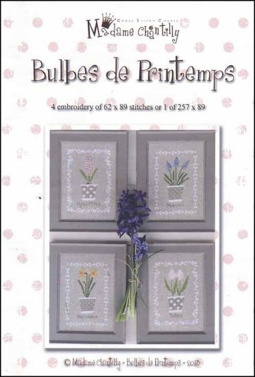 Bulbes De Printemps ~  Madame Chantilly