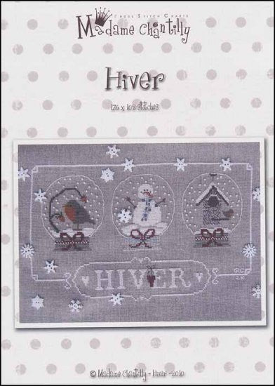 Hiver ~  Madame Chantilly