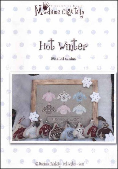 Hot Winter ~  Madame Chantilly