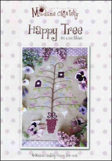 Happy Tree ~  Madame Chantilly