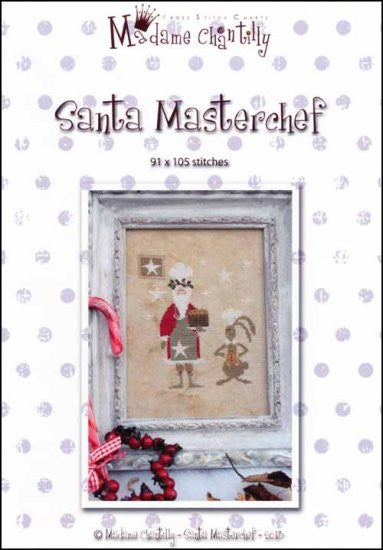 Santa Masterchef ~  Madame Chantilly