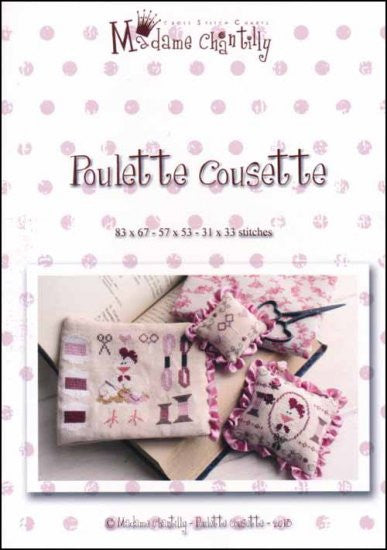 Poulette Cousette ~  Madame Chantilly