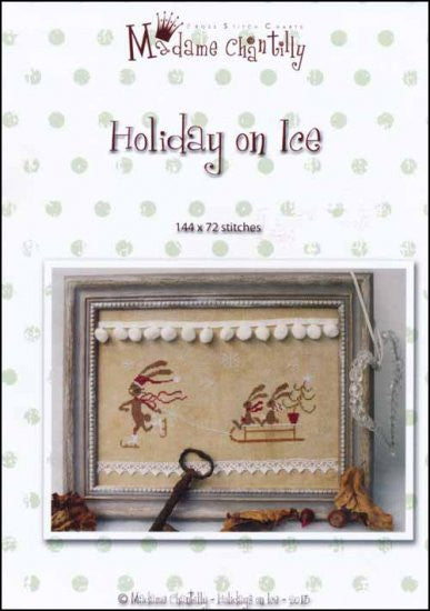 Holiday On Ice ~  Madame Chantilly