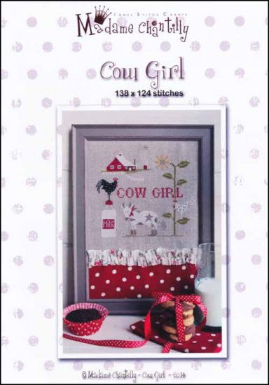 Cow Girl ~  Madame Chantilly