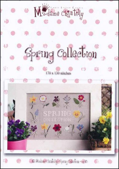 Spring Collection ~  Madame Chantilly