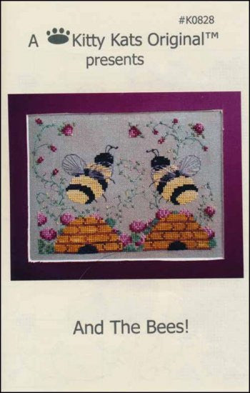 And The Bees! ~ A Kitty Kats Original