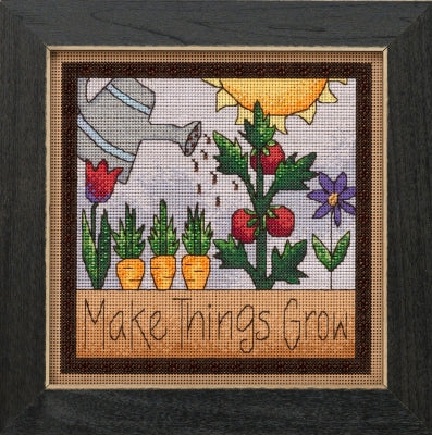 Make Things Grow - Everyday Series -  Mill Hill Kit  - 151814
