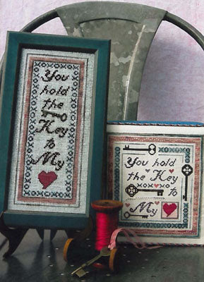 Key To My Heart ~ Annalee Waite Designs