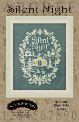 Silent Night ~ All Through the Night