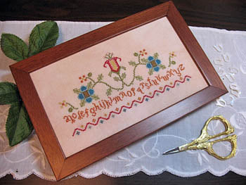 Folk Art Flowers ~ Annie Beez Folk Art