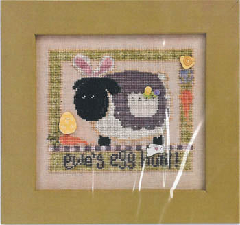 Ewe's Egg Hunt ~ Just Another Button