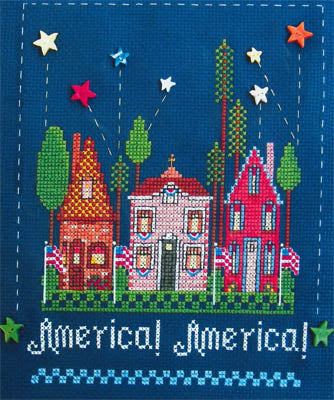 America ~  Cross-Point Designs