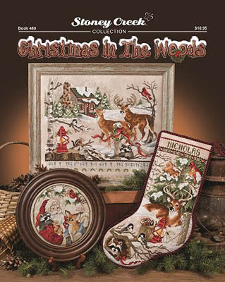 Christmas In The Woods ~ Stoney Creek Collection