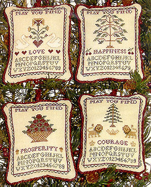 Christmas Wishes III ~ Blue Ribbon Designs