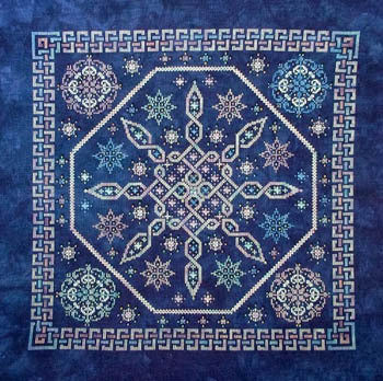 Celtic Snow ~ Northern Expressions Needlework