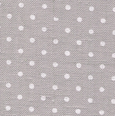 ~ 36ct Edinburgh ~ Petit Point Gray/White ~ Zweigart