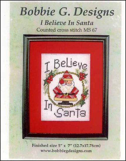 Believe In Santa, I