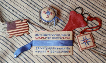 Where Liberty Dwells ~ Priscilla's Pocket