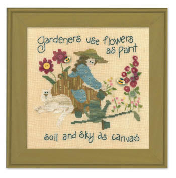 Gardener's Paint ~ Just Another Button