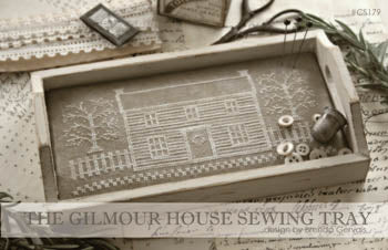Gilmour House Sewing Tray ~ With Thy Needle & Thread