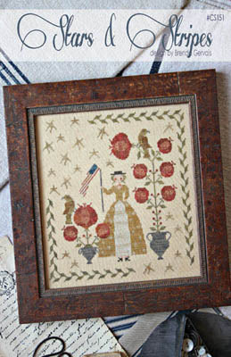 Stars & Stripes ~ With Thy Needle & Thread