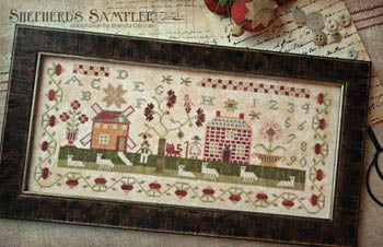 A Shepherd's Sampler ~ With Thy Needle & Thread