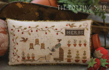 The Potting Shed ~ With Thy Needle & Thread