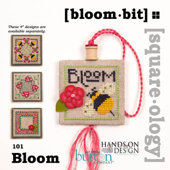 Square.ology-Bloom ~ Just Another Button