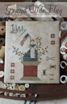 Grand Olde Flag ~ With Thy Needle & Thread