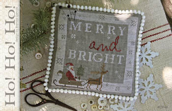 Ho Ho Ho ~ With Thy Needle & Thread