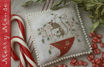 Merry Mouse ~ With Thy Needle & Thread