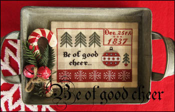 Be Of Good Cheer ~ The Scarlett House