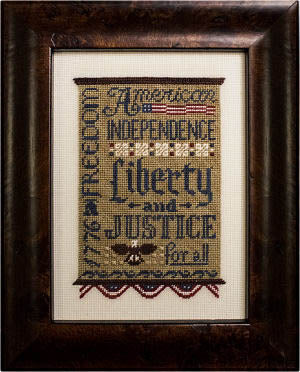 Liberty & Justice ~  Erica Michaels