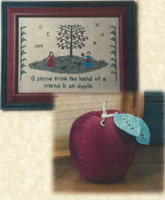 An Apple (Inclues Accessories) ~ Priscilla's Pocket