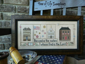 Blessed Nation ~  Tree Of Life Samplings