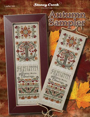 Autumn Sampler ~ Stoney Creek Collection