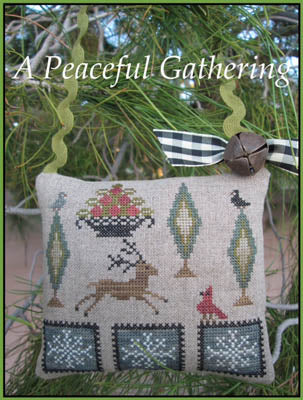 Peaceful Gathering ~ The Scarlett House