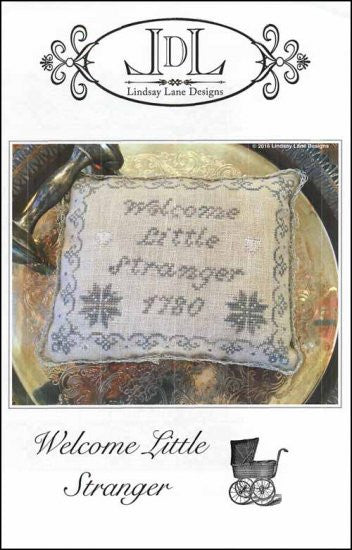 Welcome Little Stranger ~ Lindsay Lane Designs
