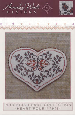 Precious Heart - 4 ~ Annalee Waite Designs