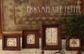 Essamplaire Petite CollectionII ~ With Thy Needle & Thread
