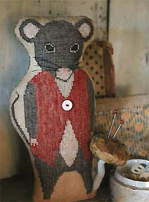 Monroe - Animal Crackers ~  Stacy Nash Primitives