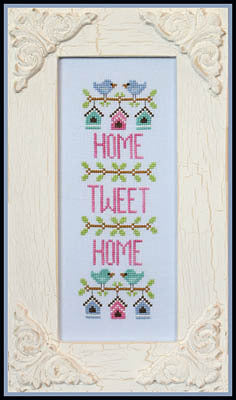 Home Tweet Home ~ Country Cottage Needleworks
