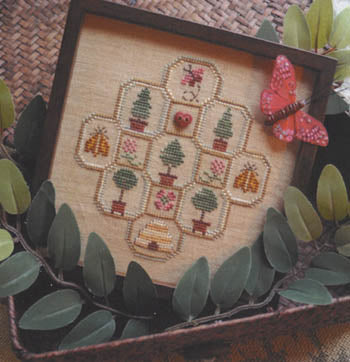 Bees & Trees ~ Annalee Waite Designs