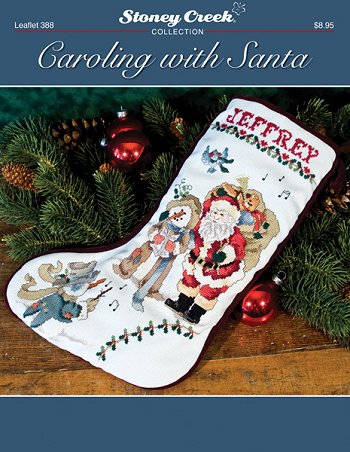 Caroling With Santa ~ Stoney Creek Collection