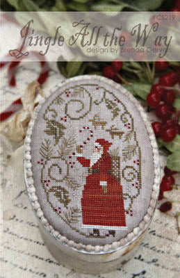 Jingle All The Way ~ With Thy Needle & Thread